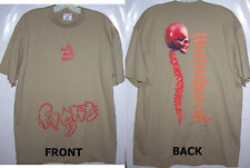 "Fight Rob Halford 1995/96 ""A Small Deadly Space"" World Tour Xl T Shirt"