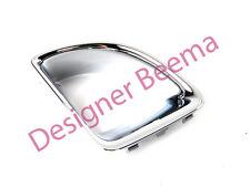 BMW R55 R56 R57 R58 R59 LCi Paraurti Anteriore Griglia cromo-sinistra (JS)