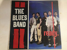 The Blues Band Ready EXc 1980 Arista Label 12`` LP record