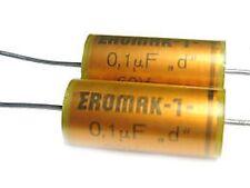 ↪8 Condensatori assiali EROMAK 0,1uF 63V (103)