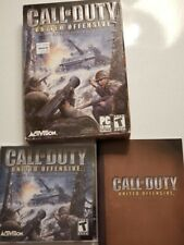 Pc Cd-Rom Call Of Duty : United Offensive (Expansion Pack)