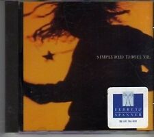 (CX547) Simply Red, Thrill Me - 1992 CD