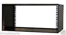 """5U RACK CABINET 200mm DEEP 19"""" NETWORK AUDIO STUDIO STACKABLE  CASE"""
