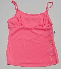 CALVIN KLEIN NWT Girls Pajamas PJ Sleep Tank Top Shirt Pink 10 12