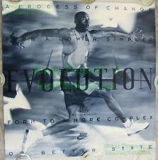 NITF ☆ Vintage ☆ 1991 ☆ Nike Basketball Poster ☆ EVOLUTION ☆ Michael Jordan ☆