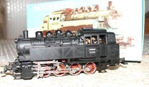K23  Märklin 3031 Tenderlok BR 81 DB Guss mit  Telex