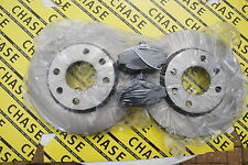 Peugeot 205 1.8D, 1.9GTi (Lucas) 90-94 With 247mm Vented Front Brake Discs Pads