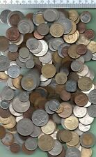 JOB LOT OF UNSORTED, UNCHECKED KILO OF WORLD COINS