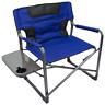 Oversized Folding Director Chair Heavy Duty XXL Portable Outdoor Backyard Seat