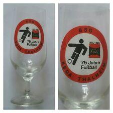 G822 GLAS BSG ESDA THALHEIM DFV DFB Fussball Sport DDR Oberliga Liga H16,5cm
