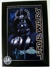 STAR WARS STAMPS & POSTCARDS PACK AUSTRALIA Yoda Fisher Leia Ford Skywalker C3PO