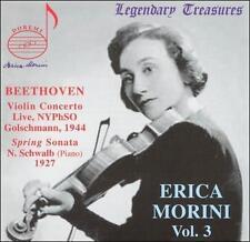 Erica Morini in Concert 3, New Music