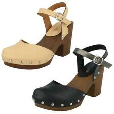 Sandali e scarpe cinturini alla caviglia Spot On sintetico per il mare da donna