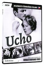 Ucho / The Ear 1970 Psychological Drama Czech DVD English Subt Remastered Vers.