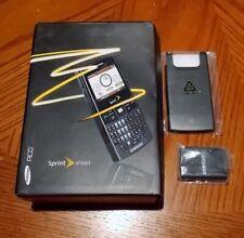 NEW Samsung ACE SPH-i325 - Black (Sprint) Smartphone