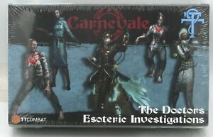 Carnevale TTCGX-DOC-006 Esoteric Investigations (Doctors of the Ospedale)