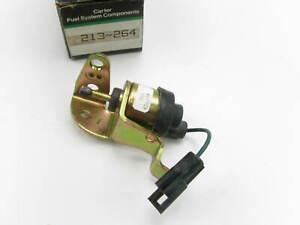 Carter 213-264 Carburetor Idle Stop Solenoid