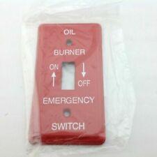 Materiales eléctricos de bricolaje rojos sin marca