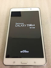 "SAMSUNG GALAXY TAB 4 SM-T230 8 GB WIFI 7.0"" ANDROID TOUCHSCREEN TABLET BIANCO"