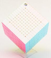 YuXin 11x11x11 Magic Cube Fidget Twisty Puzzle Brain Challenge Toys Multi-Color