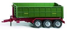 Siku Farmer 2879 Hakenlift Mulde 1:32 Hook Lift Trailer Anhänger Fortuna Modell