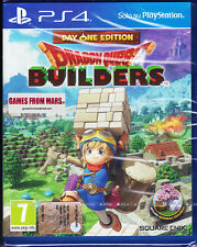 DRAGON QUEST BUILDERS Day One Edition - PS4 - NUOVO ITALIANO