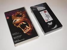 VHS Video ~ An American Werewolf In London ~ David Naughton ~ NEW