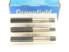 3 NEW SURPLUS GREENFIELD USA M12 x 1.75 D11 THREAD FORMING METRIC HAND TAPS