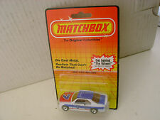1983 MATCHBOX SUPERFAST MB43 #43 MERCEDES AMG RED WHITE & BLUE #7 NEW MOC