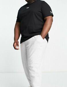 PUMA Plus Logo T-Shirt Tee Top - Black - Size 3XL 4XL - OZ STOCK!