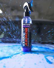 Shine Armor Ceramic Car Wash Fortify Quick Coat Polish & Sealer Spray