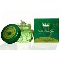3x Nature's Essence Aloevera Gel 100g Beauty Gel with Aloe vera & Peppermint oil