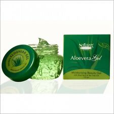Nature's Essence Aloe Vera Gel 100gm Beauty Gel with Aloe vera & Peppermint oil