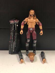 WWE Mattel Edge Ultimate Edition Elite Series #8 figure loose