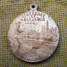 #D147.  1935  CENTENARY OF  MELBOURNE  MEDAL