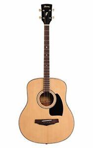 Ibanez PFT2NT Tenor Acoustic Guitar, Natural Gloss