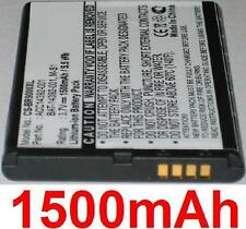Batterie 1500mAh Pour Blackberry Bold 9700