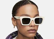 Anine Bing Indio Sunglasses Bone