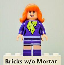 New Genuine LEGO Daphne Minifig Scooby-Doo 75903 75904