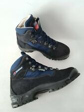 Berghaus Gore-Tex Storm Performance Blue Walking Boots EU 40 UK 7 Made In Italy