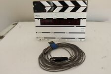 Denecke Ts-1 clapper with time code