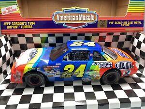 Ertl NASCAR 1994 Jeff Gordon #24 Dupont Hendrick Motorsports 1:18 LE Diecast Car