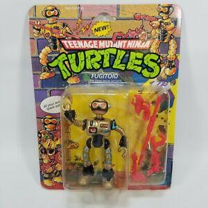 TMNT Ninja Turtle Fugitoid Action Figure  Playmates 1990