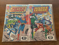 New listing Justice League Spectacular #1 1992 Dc Comics (2 Versions) Nm