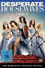 Desperate Housewives - Die komplette 6. Staffel (2011)