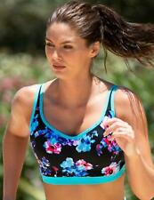Pour Moi Energy Lightly Padded Sports Bra 97004 Underwired Womens Sports Bras