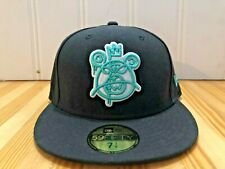 Mishka NYC Death Adders BEAR MOP 2012 NEW ERA FITTED size 7 1/8 RARE NWT NEVER W