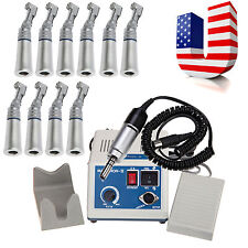 35K rpm Marathon Dental Electric Micromotor N3 + 10 Contra angle Handpiece B1gm