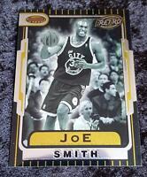 1996-97 BOWMAN'S BEST RETRO TB17 JOE SMITH WARRIORS BASKETBALL CARD