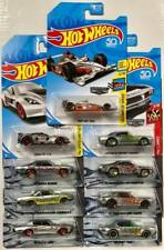 2018 Hot Wheels ZAMAC 50th ANNIVERSARY-Rare Exclusive CORVETTE '71 DODGE FORD